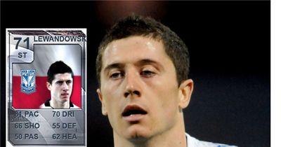 Lewys heftige Transformation von FIFA 10 zu FIFA 16