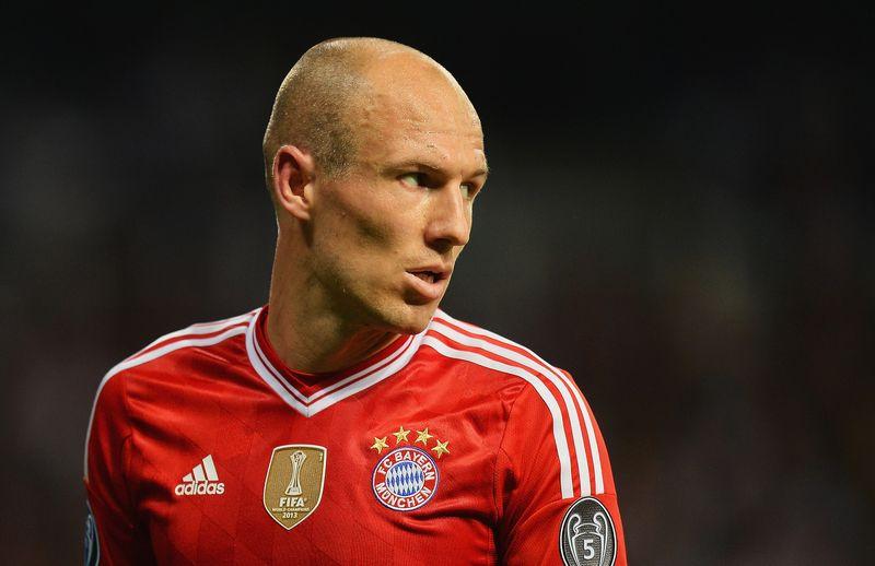 Dieser Premier-League-Star wird als der neue Arjen Robben gefeiert