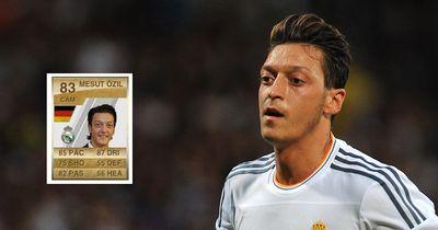 Boss-Transformation bei FIFA: Die heftige Entwicklung von Mesut Özil