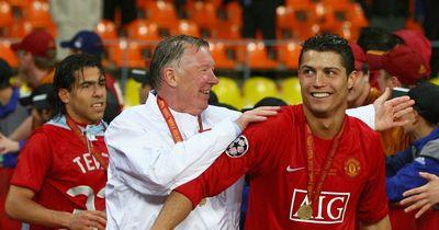 Das verrät Cristiano Ronaldo über Sir Alex Ferguson