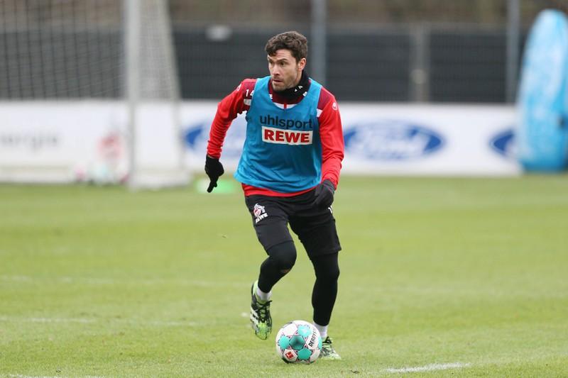 Dieses Bild zeigt den Fußballer Jonas Hector.