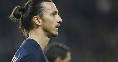 So pöbelte dieser Gegenspieler Zlatan an!