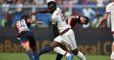 Transfer-Check AC Mailand