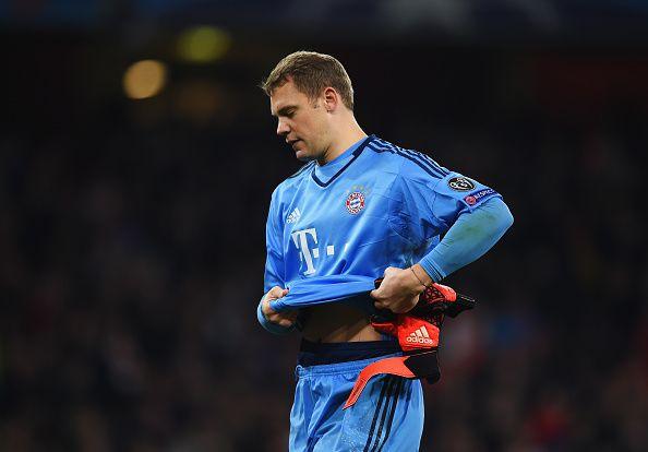 So reagierte Manuel Neuer auf seinen Mega-Patzer!