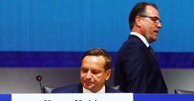 Ist der Abschied von Horst Heldt bei Schalke 04 schon fix?