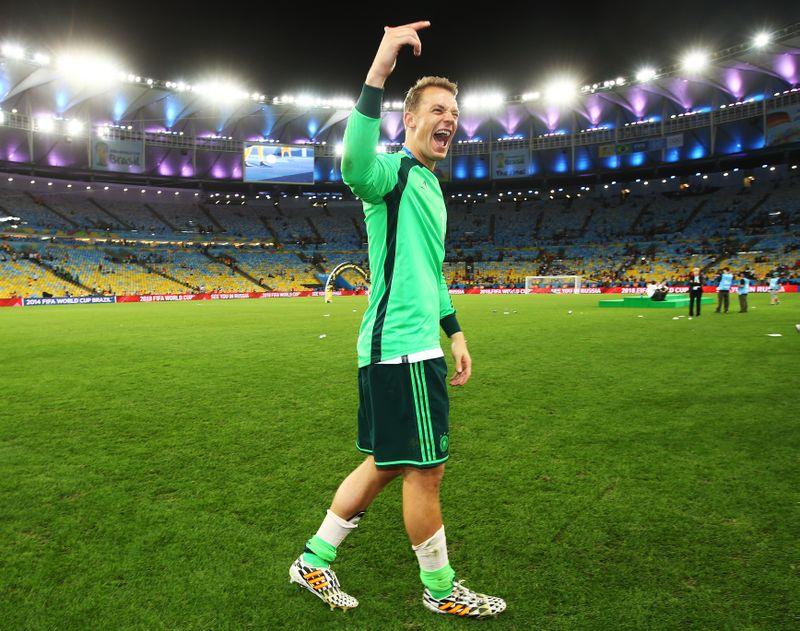 """Manuel Neuer: """"Er ist mein größtes Vorbild!"""""""