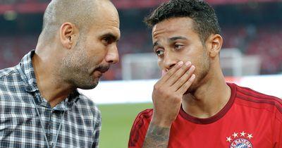 Sensationell: Thiago erteilte diesem Klub einen Korb, und dann verlängerte er bei den Bayern