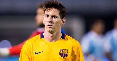 Messi nennt, die für ihn besten Nachwuchsspieler der Welt!