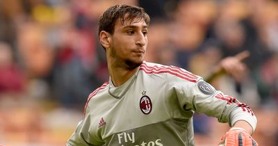 So tickt der 16-jährige Torwart vom AC Milan