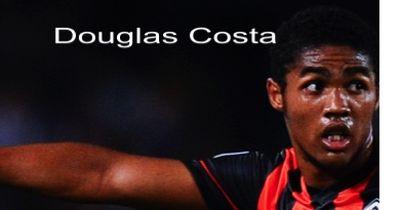 10 Fakten über Douglas Costa