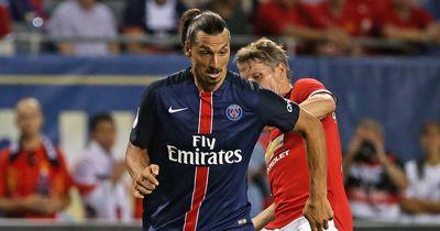 Ibrahimovic verlässt PSG im Sommer!