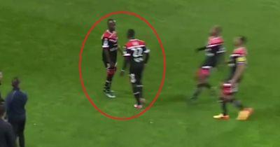 Ligue 1: Spieler rastet komplett aus und schlägt sich mit seinen Mitspielern