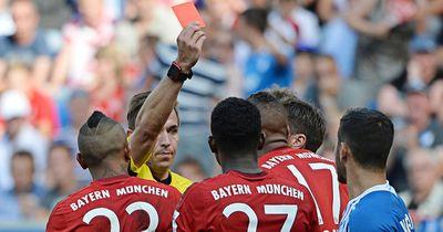 Die unfairsten Bundesligaspieler! Sie gehen knallhart in jeden Zweikampf!
