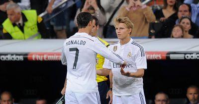 """Cristiano Ronaldo: """"Das sind die 5 besten Youngster der Welt!"""""""