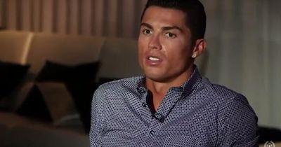 Cristiano Ronaldo würdest du für genug Geld zu Manchester City wechseln?