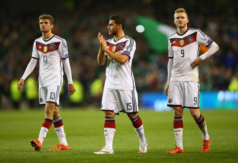 ENTHÜLLT: In diesem Trikot läuft unsere Mannschaft bei der EM 2016 in Frankreich auf