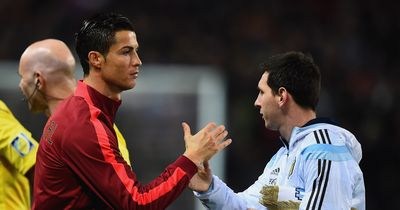 Ronaldo hasst es mit diesem Spieler zusammenzuspielen