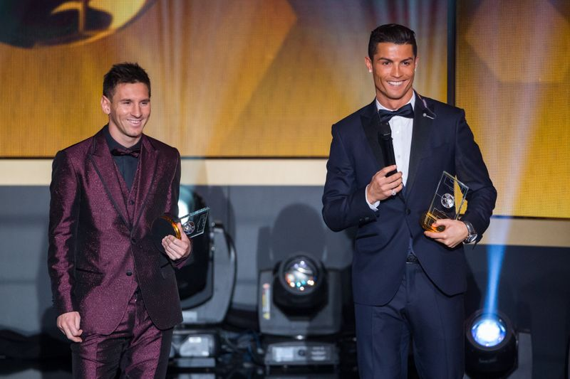 Ronaldo sicher: DESHALB wird Messi Ballon d'Or gewinnen!