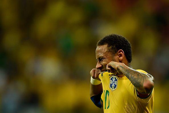Das sind die Lieblingsspieler von Neymar!