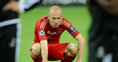 DAS sagten Drogba & Lampard zu Robben vor seinem Elfmeter im CL-Finale!