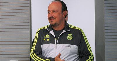 Wenn Real Madrid verliert MUSS Benitez gehen und dann soll ER übernehmen...
