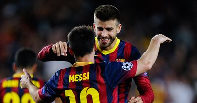 Pique plaudert aus: So hat man Messi in der Barca-Jugend gerufen