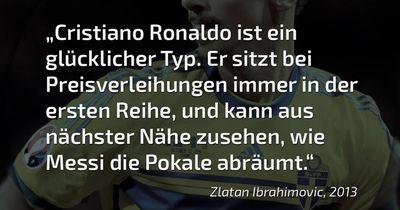 Zlatan Ibrahimovic: Seine geilsten Sprüche!