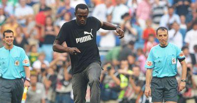 Usain Bolt: Ich könnte für diesen englischen Verein spielen