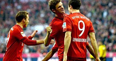 Die zurzeit 5 besten Bayernspieler der aktuellen Spielzeit!