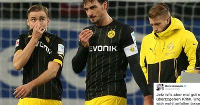 Mats Hummels macht eine klare Ansage an alle seine Hater!