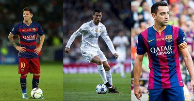 DAS ist laut der UEFA die beste Champions League Elf aller Zeiten!