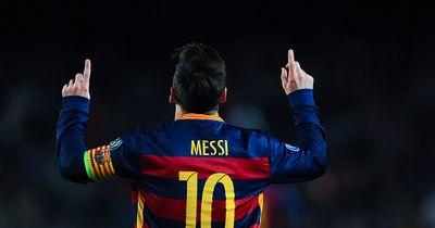 Das sind für Messi die zurzeit 3 besten Spieler der Welt!