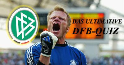 Quiz: Wie gut kennst du die deutsche Nationalmannschaft?
