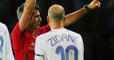 "Platzverweis nach Kopfstoß: Luca Zidane tritt in Zizous ""Fußstapfen"""