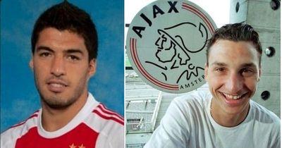 So könnte Ajax Amsterdam heute auflaufen, hätten sie ihre Stars gehalten!