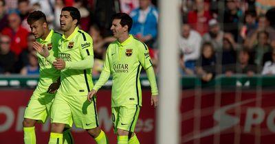 Ex-Real-Star lobt das Barca-Trio Messi, Suarez, Neymar
