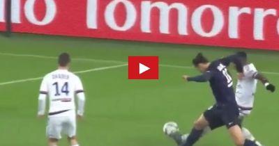 Die coolsten Zlatan-Clips der letzten Zeit!
