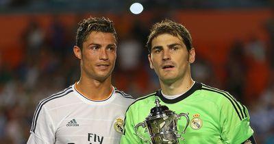 Iker Casillas spricht seinem ehemaligen Teamkollegen