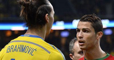Zlatan Ibrahimovic: Das ist mein 5-Mann-Hallenteam
