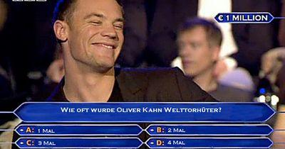 Das große DFB-Quiz!