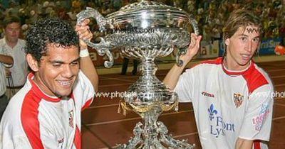 So könnte Sevilla heute auflaufen, hätten sie ihre Stars gehalten!
