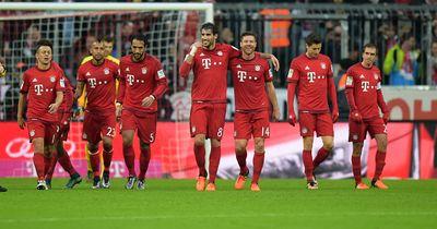 Das geht gerade in München vor sich!