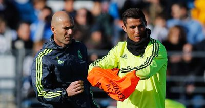 Zidanes Statement zu Cristiano Ronaldo