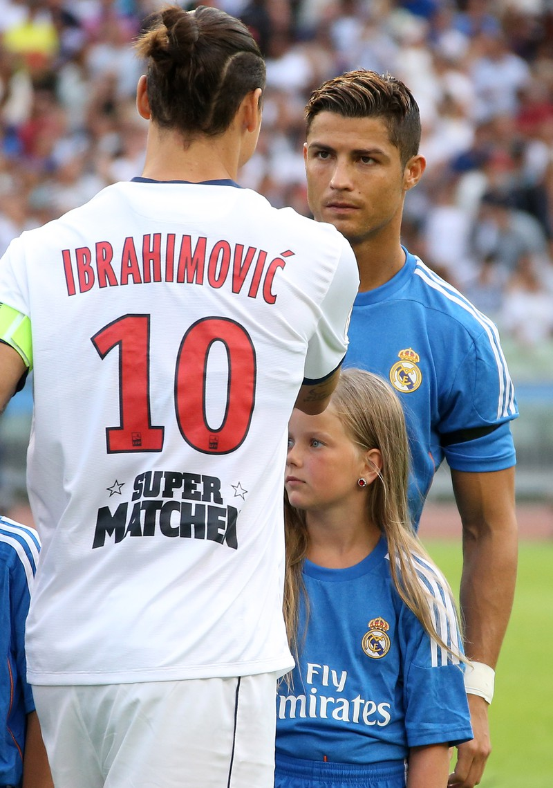 Zlatan Ibrahimovic im Interview!