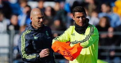 Neues aus Madrid: Ronaldo hatte schon mal Stress mit dem neuen Real-Coach