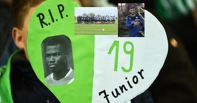 Mit dieser tollen Geste gedenkt Wolfsburg dem Verstorbenen Malanda!