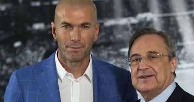 Real Madrid: Zidane mit seinem ersten Transferwunsch