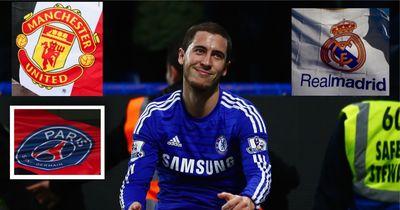 Eden Hazard und seine Zukunft bei Chelsea