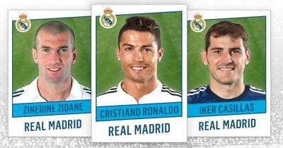 Die beste Real Madrid-Elf aller Zeiten!