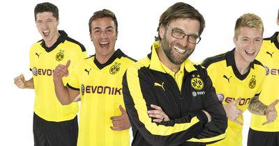 So könnte Borussia Dortmund heute auflaufen, hätten sie ihre Stars gehalten!